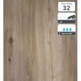 Vinylová podlaha dílce v dekoru dub klasik 9,8 mm Floover Original Country