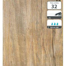 Vinylová podlaha dílce v dekoru dub rustik přírodní 9,8 mm Floover Original Country