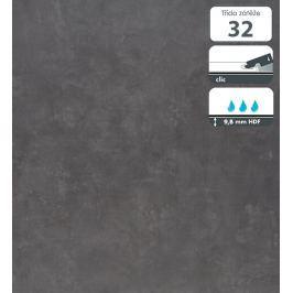 Vinylová podlaha dílce v dekoru cement tmavý 9,8 mm Floover Original Stone