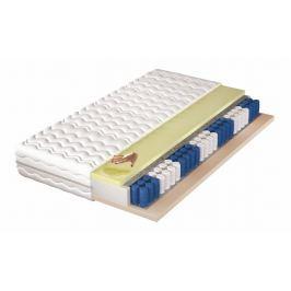 Sendvičová matrace 80x200 cm z paměťové a PUR pěny KN969