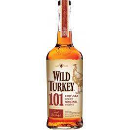 Wild Turkey 101 Proof 8y 0,7l 50,5%