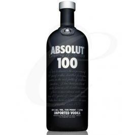 Absolut 100 vodka 1l 50%