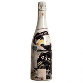 Taittinger Collection Rauschenberg Brut 2000 0,75l 12%