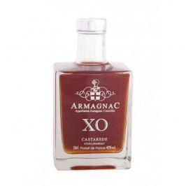 Armagnac Castaréde XO Qbic 0,5l 40% 0,5l