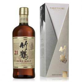 Nikka Taketsuru 21y 0,7l 43%