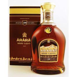 Brandy Ararat 20y 0,7l 40%