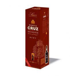 Porto Cruz Porto Ruby 0,75l 19% Papír