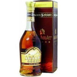 Brandy Ararat 5y 0,7l 40%