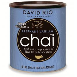 David Rio Elephant Vanilla Chai 1814g