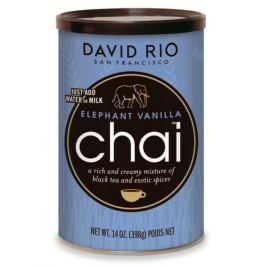 David Rio Elephant Vanilla Chai 398g