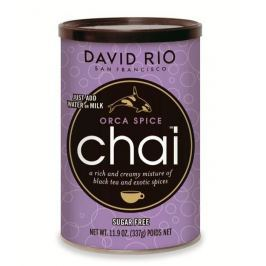 David Rio Orca Spice SUGARFREE Chai 337g