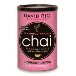 David Rio Flamingo Vanilla Chai 337g