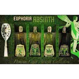 Euphoria Absinth mini set 4×0,05l GB