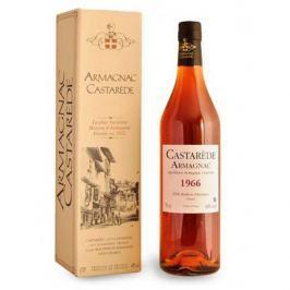 Armagnac Castaréde 0,7l 40% 1966 0,7l