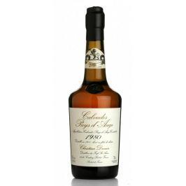 Calvados Christian Drouin Millesime 42% 1980