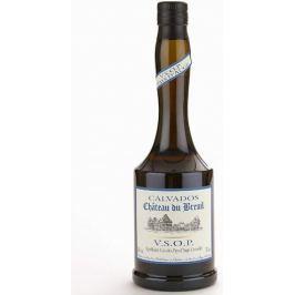 Calvados Chateau du Breuil VSOP 0,7l 40%