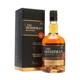 The Irishman Founder's Reserve 0,7l 40%