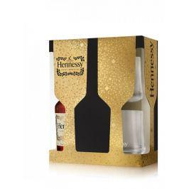 Hennessy VS 0,7l 40% + 2x sklo GB