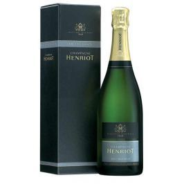 Henriot Souverain Brut 0,75l 12%