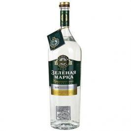 Zelyonaya Marka Vodka 1l 40%