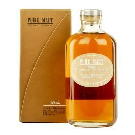 Nikka Pure Malt White 0,5l 43%