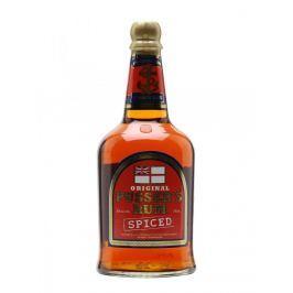Pusser's British Navy Rum Spiced  0,7l 35%