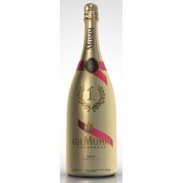 Mumm Cordon Rouge F1 Gold Sleeve Brut 1,5l 12%