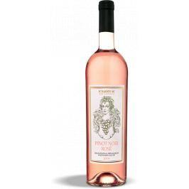 Johann W Třebívlice Pinot Noir Rosé Pozdní sběr 2014 0,75l 11,5%