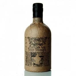 Bathtub Gin Navy Strength 0,7l 56%