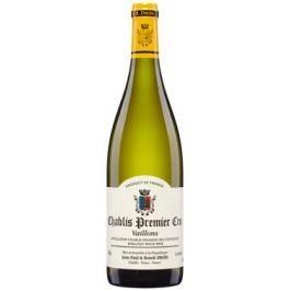 Jean-Paul & Benoit Droin Chablis 1er Cru Vaillons 2014 0,375l 13%