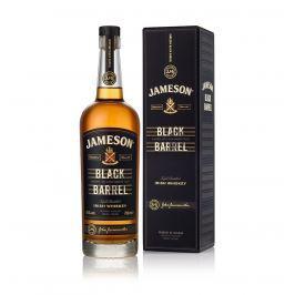 Jameson Black Barrel 0,7l 40%