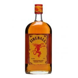 Fireball Cinnamon Whisky 0,7l 33%