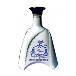 Casa Cofradia Silver tequila 100% Blue agave 0,7l 38%