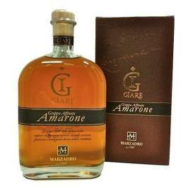 Marzadro Le Giare Grappa Amarone 0,7l 41% GB