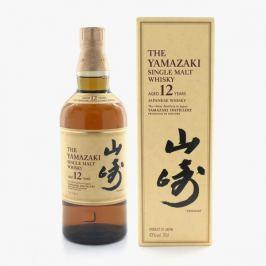 Yamazaki Whisky 12y 0,7l 43%