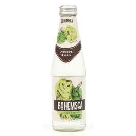 Bohemsca zahradní limonáda okurka & máta 0,33l