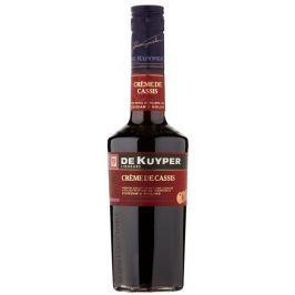 De Kuyper Créme de Casis 0,7l 15%