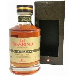 Fassbind Poire Williams L´Heritage De Bois 0,5l 53,8% GB L.E.