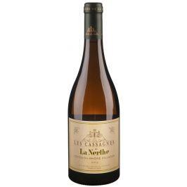 Chateau La Nerthe Côtes Du Rhône Village Les Cassagnes Blanc 2015 0,75l 13,5%
