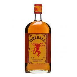 Fireball Cinnamon Whisky 1l 33%
