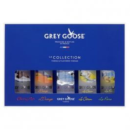 Grey Goose Set 0,25l 40%