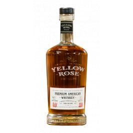 Yellow Rose Premium American Whisky 0,7l 40%