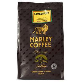Marley Coffee Lively Up! 227g zrnková