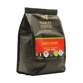 Marley Coffee Lion's Blend! 500g zrnková