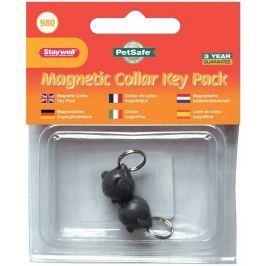 Magnetický kľúč 980M, 2 magnety bez obojkov