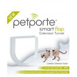 tunel k dvierkam PetPorte, biely