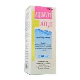 Aquavit AD3E sol 250ml