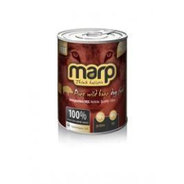 Marp holistic Pure Wilde Boar - konzerva pro psy 400g