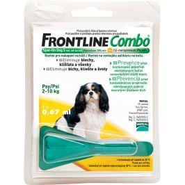 Frontline Combo Spot-on Dog S sol 1x0,67ml