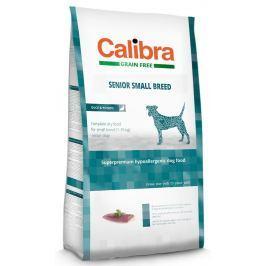 Calibra Dog GF Senior Small Breed Duck 2kg